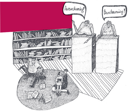 Marek Budajczak: Edukacja domowa. Jak to drzewiej bywało.