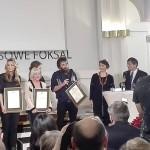Nagroda im. Kazimierza Dziewanowskiego dla Dawida Wildsteina