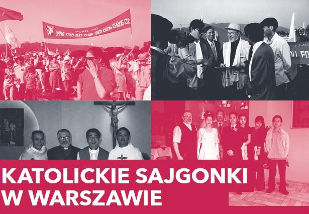 Katolickie sajgonki w Warszawie